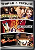 Peter Pan / Thunderbirds / The Borrowers (Triple Feature) by P. J. Hogan