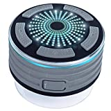 Bluetooth IPX7 Waterproof Shower Speaker, Forrader Portable Wireless 4.0 Music Player with Stereo