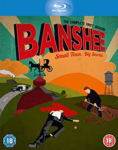 Banshee-Complete Series 1 [Blu-ray] [Import anglais]