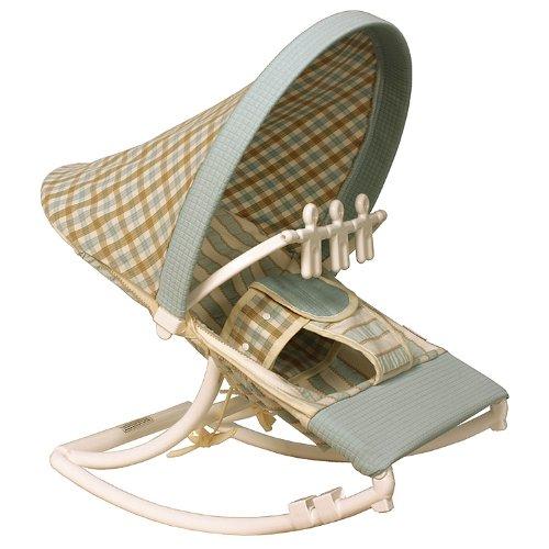 Hoohobbers Rocking Infant Seat, Spa Blue