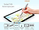 Original Teclast TL - T10S Active Stylus Pen with advanced Active Recognition Touch Technology to experience authentic and accurate writing experience. Its metal elegant body is eye catching feature. Teclast T10S Stylus Pen is light enough to carry i...