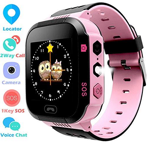 Niños Smartwatch - GPS/LBS Position Tracker Child