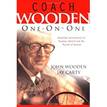 Coach Wooden One-on-One by John Wooden (2003-09-28)