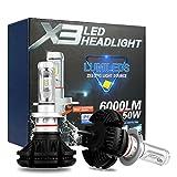 LED Auto Leuchtmittel 12000lm X3Version Super...