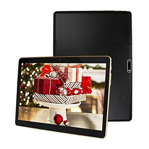 Fonxa 9.6 Zoll Octa Core Phone Tablette 4GB Ram 32GB