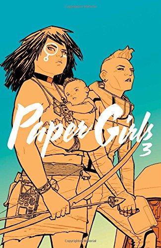 Paper Girls - Volumen 3 por Brian Vaughan