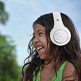 FTSM-Cuffie-wireless-Bluetooth-con-microfono-per-musica-in-streaming-per-iPhone-6s-6-5S-4S-iPad-iPod-Samsung-Galaxy-e-smartphone-con-Bluetooth