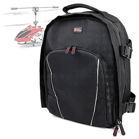 Sac à dos de transport noir pour mini drone Syma