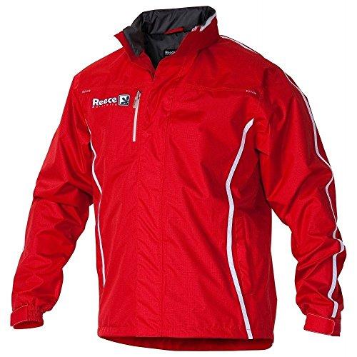 Reece Hockey Atmungsaktive Komfort Jacke Unisex - bright red rot