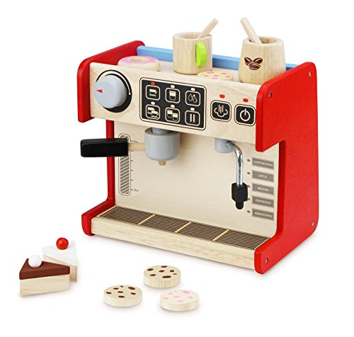 Andreu Toys Andreu toysww-4567 Wonderworld All in One Coffee Shop Spielzeug