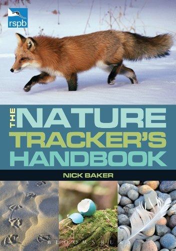 RSPB Nature Tracker's Handbook by Nick Baker (2013-09-12)