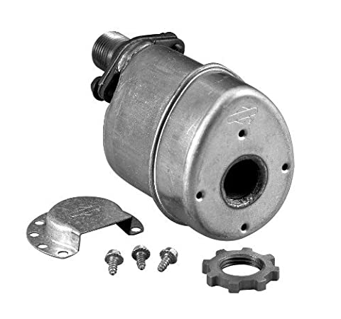 Briggs & Stratton 493288Lo Tone Muffler for 2–4HP (11Cid) horizontal moteurs with a 1/2inch NPT
