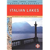 Knopf MapGuide: Italian Lakes (Knopf Mapguides)