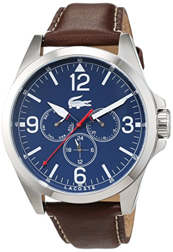 Lacoste Montreal Men's Watch Analogue Quartz Leather 2010805
