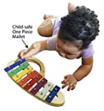Glockenspiel (Xylophone), a Beautiful Musical Instrument for Children, perfect for any age, made of