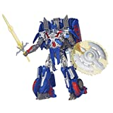 Kiditos Transformers Age of Extinction First Edition Optimus Prime Figure - Blue/Red