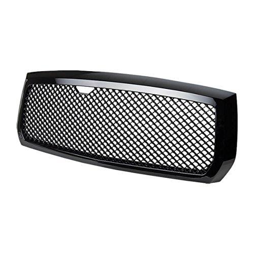 dodge-dakota-abs-plastic-sport-mesh-front-bumper-grille-black-3rd-gen-nd-pre-facelift-by-auto-dynast