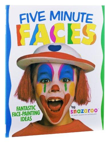 Snazaroo Face Paint Book, fünf Minute ()