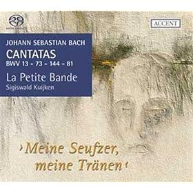 """Cantata No.13 """"Meine Seufzer, meine Tr�nen"""", BWV 13: Recitative """"Mein kummer nimmet zu"""""""