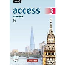 English G Access - Allgemeine Ausgabe: Band 3: 7. Schuljahr - Workbook (Audios Online)