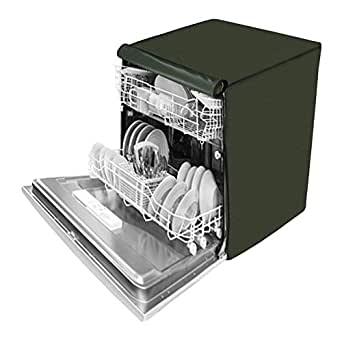 Dream Care Military Waterproof Dishwasher Cover For IFB Neptune Vx Fully Electronic 12 Place Settings Dishwasher