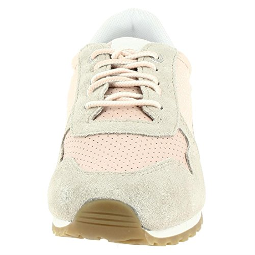 Timberland Milan Flavor Sneaker, Richelieus Femme Taupe