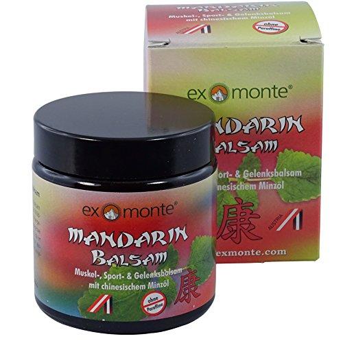 0.1% Lotion (exmonte Mandarin Balsam, 1er Pack (1 x 0.1 l))
