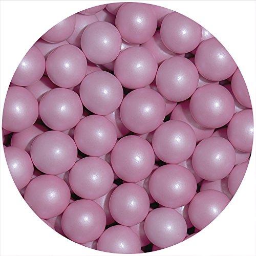 500g Crispy Schokoperlen Schokokugeln EinsSein® rosa Perlglanz Gastgeschenke Hochzeit Hochzeitsmandeln Zuckermandeln Schokomandeln Candy Bar Bonbons Schokotafeln Dragees Taufmandeln Bonboniere