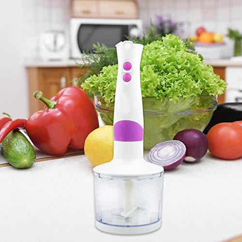 TianranRT❄ Elektrischer Schneebesen,New Elektrischer Schneebesen Egg Egg Bubbler Kaffeemixer Kitchen Tool,Purple Typhoon Kitchen Gadgets
