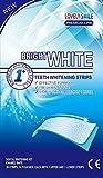 28 bandes de blanchiment des dents - Qualité professionnelle - avec la technologie avancée anti-dérapant - Efficacité prouvée - LOVELY SMILE PREMIUM LINE
