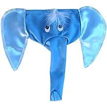 Tanga Elefant mit Rüssel Stringtanga Scherzartikel Funslip Geburtstagsgeschenk