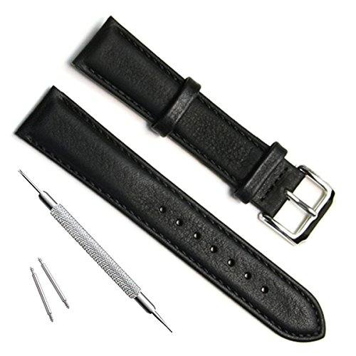 Verde oliva 22mm Handmade Vintage sostituzione cinturino per orologio in...