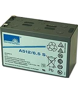 Sonnenschein - Batterie Sonnenschein Plomb Gel 12V 6.5Ah A512/6.5 S - A512/6.5S