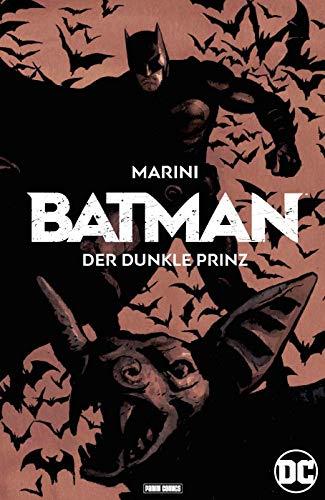 Buchseite und Rezensionen zu 'Batman: Der Dunkle Prinz' von Enrico Marini