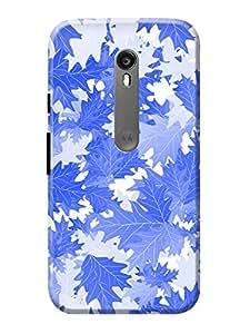 Moto G3 Back Case KanvasCases Premium Designer 3D Printed Lightweight Hard Cover