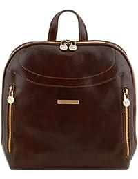 Preisvergleich für Tuscany Leather Manila Rucksack aus Leder