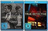 Blu-ray Set * True Detective - Staffel/Season 1+2