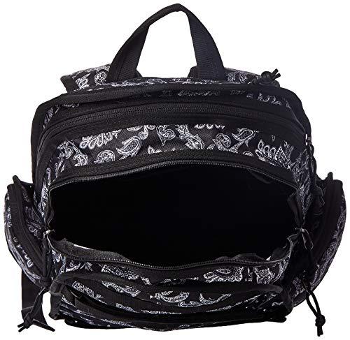 Nike 26 Ltrs Black/Black/White Casual Backpack (BA6348-010) Image 3