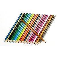 50 einzigartige Farben zum Malen Ausmalen Skizzieren oder Kolorieren Ideales Set f/ür K/ünstler Erwachsene und Kinder Lychee Buntstifte Set