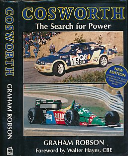 Cosworth: The Search for Power por Graham Robson