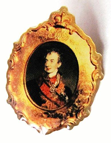Fürst Metternich - Pin 24 x 18 mm