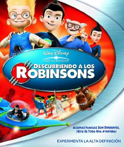 Descubriendo A Los Robinsons [Blu-ray] 512hlrGZIXL