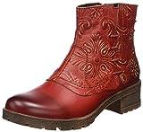 Laura Vita Damen Corail 01 Stiefel, Rot (Rouge), 39 EU