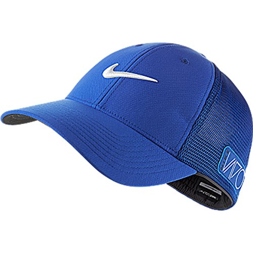 2015-Nike-Tour-Legacy-Mesh-Mens-Flex-Fit-Golf-Cap-New-Vapor-RZN-Logo