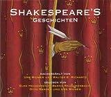 Shakespeare's Geschichten. 14 CDs: Tragödien Teil 1+2 / Komödien und Romanzen Teil 1+2 / Königsdramen - William Shakespeare