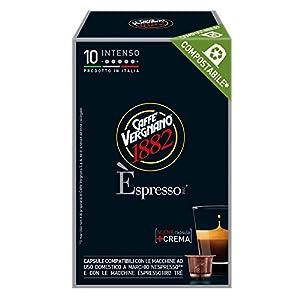 Caffè Vergnano 1882 Espresso Intenso - 10 Capsule