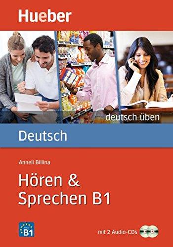 DT.ÜBEN Hören & Sprechen B1 (L+CD-Aud) por Anneli Billina