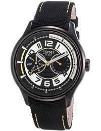 Esprit Herren-Armbanduhr Analog Quarz Leder ES102851002