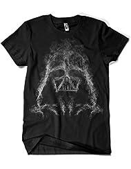 319-Camiseta Star Wars - Darth Smoke (Donnie)