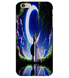 APPLE IPHONE 6 S PLUS LOVE COUPLE Back Cover by PRINTSWAG